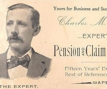 Photoshop an Old-Timey Business Card With Imported Fonts and Elements