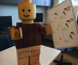 CNC LEGO Man
