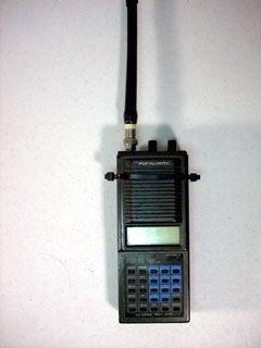 Listening to Satellites on a Handheld Scanner