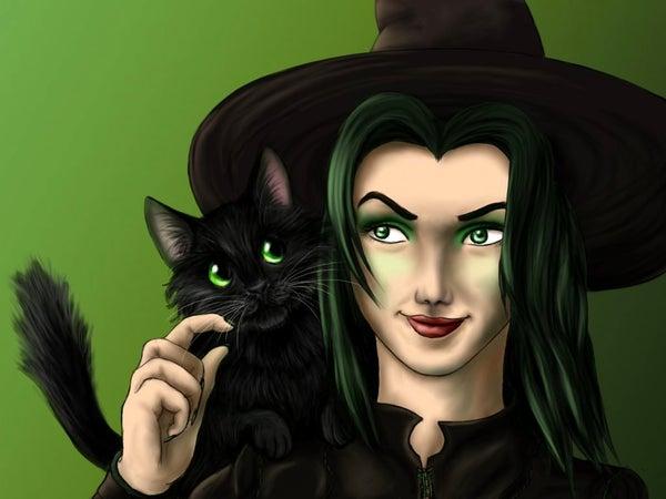 Emerald and Ebony: My Drawing Process