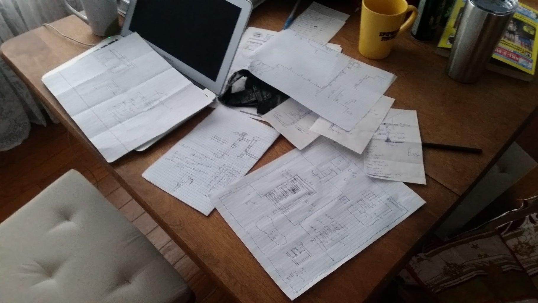 Planning & Materials