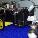 BASIC ARDUINO OBSTACLE AVOIDANCE ROBOT