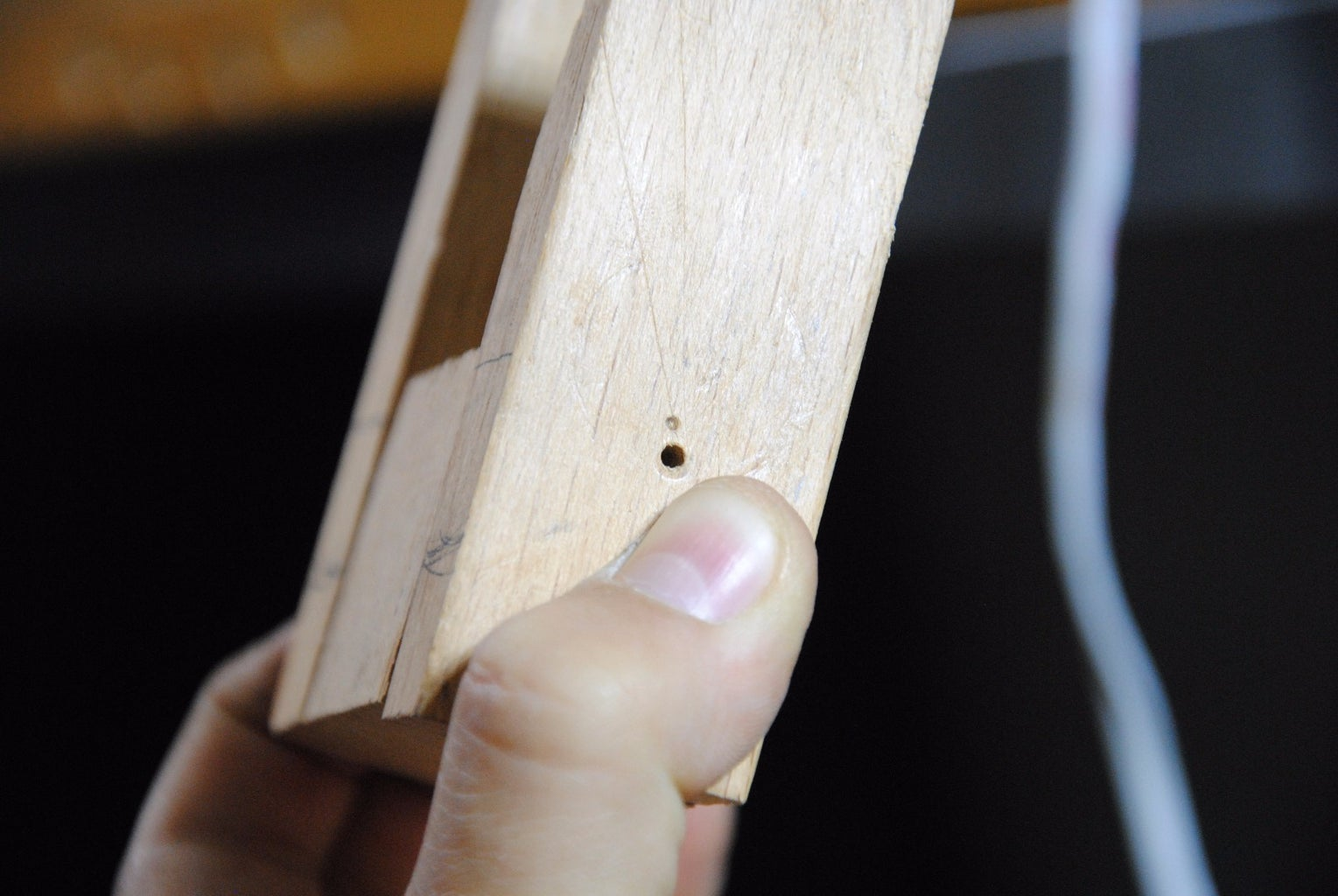 Making the Clamp's Body- Part 1: Drilling