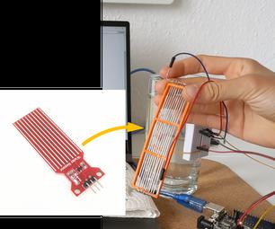 Building an Arduino Water Level Detection Sensor