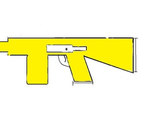 Homemade Nerf Gun