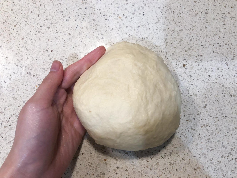 Making Water Dough