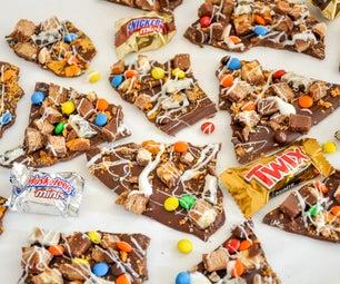 Candy Chocolate Bark