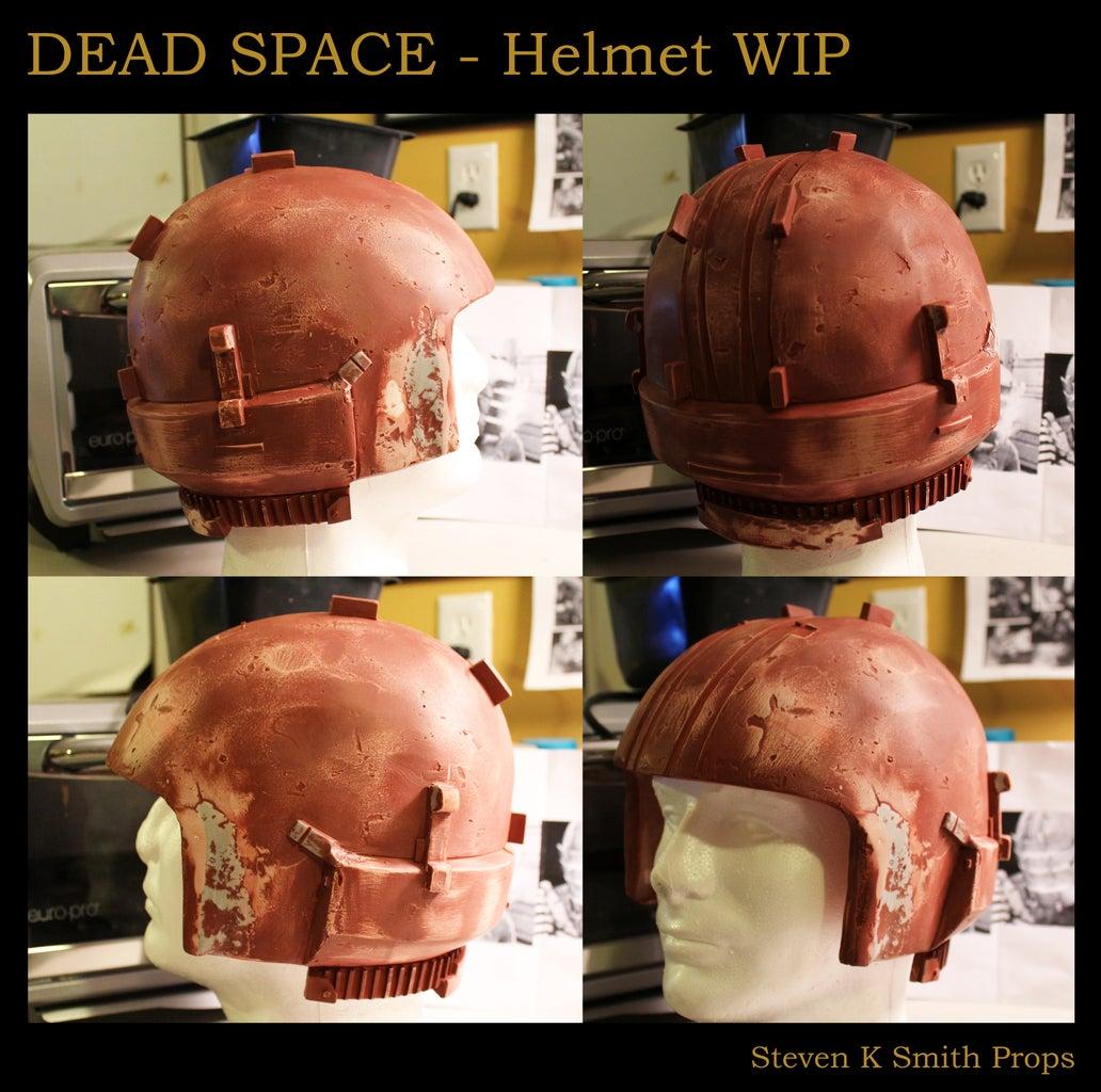 Refining the Helmet Cast