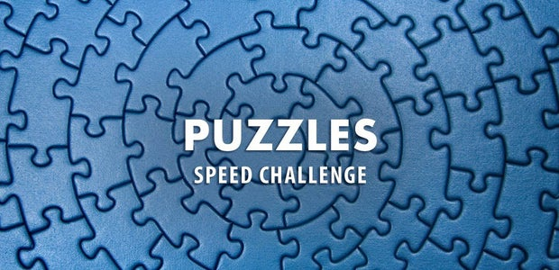 Puzzles Speed Challenge