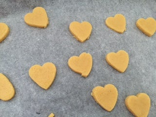 Baking Your Hearts