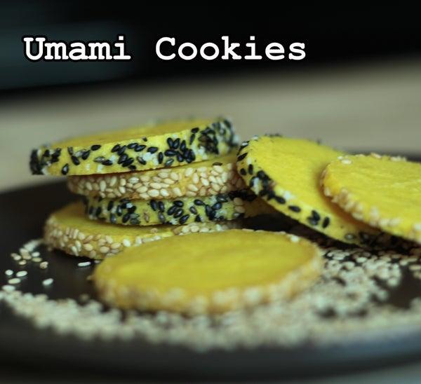 Umami Cookies