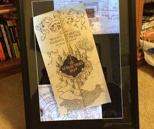 Marauder's Map Box