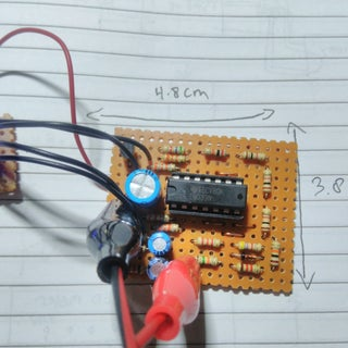 Li - Ion Battery Level Indicator