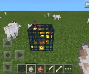 ~Minecraft How to Make a Spawner