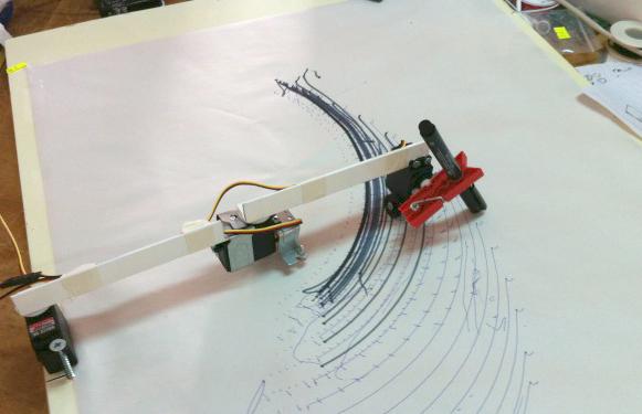 Artibot - a portrait painting robot