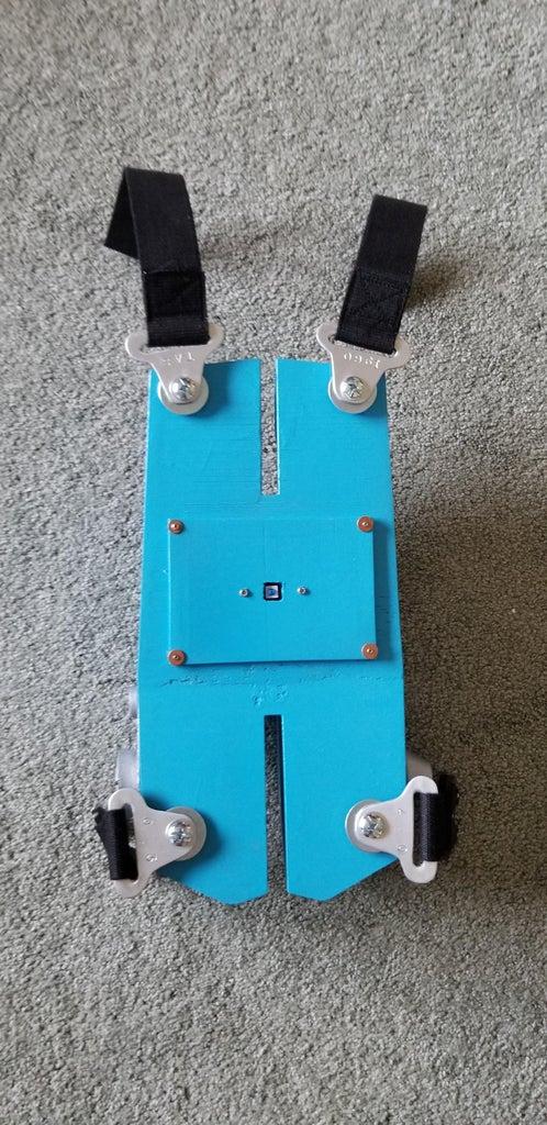 Chest Box / Back Pack Straps / Harware