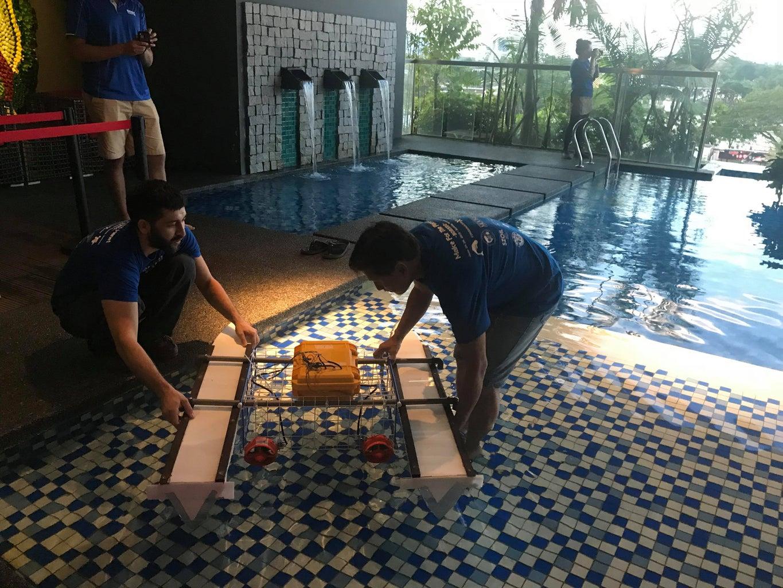 Waterproofing and Testing