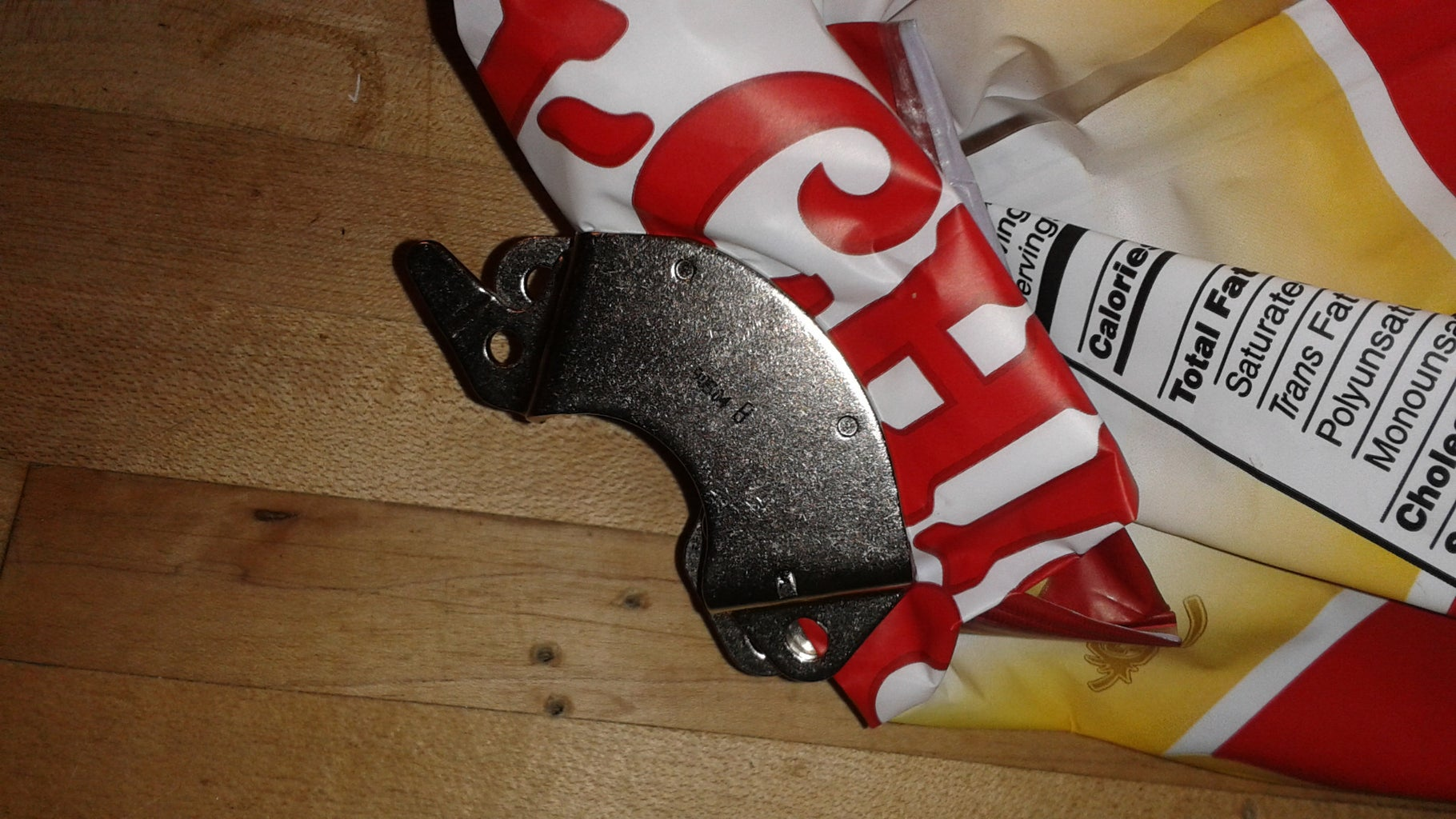 Chip and Bread Bag Clip