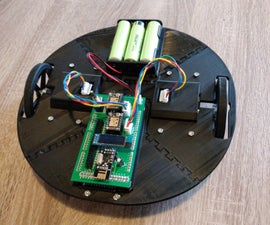 Building a Moving Platform Robot From Scratch