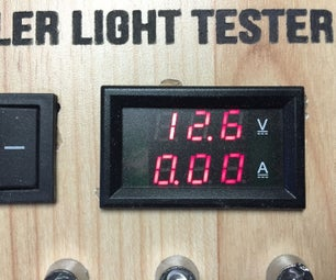 Trailer Light Tester