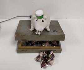 Interactive Candy Guard Rat