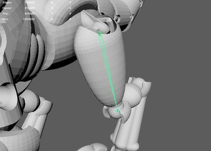 Create Animation Skeleton (rig)