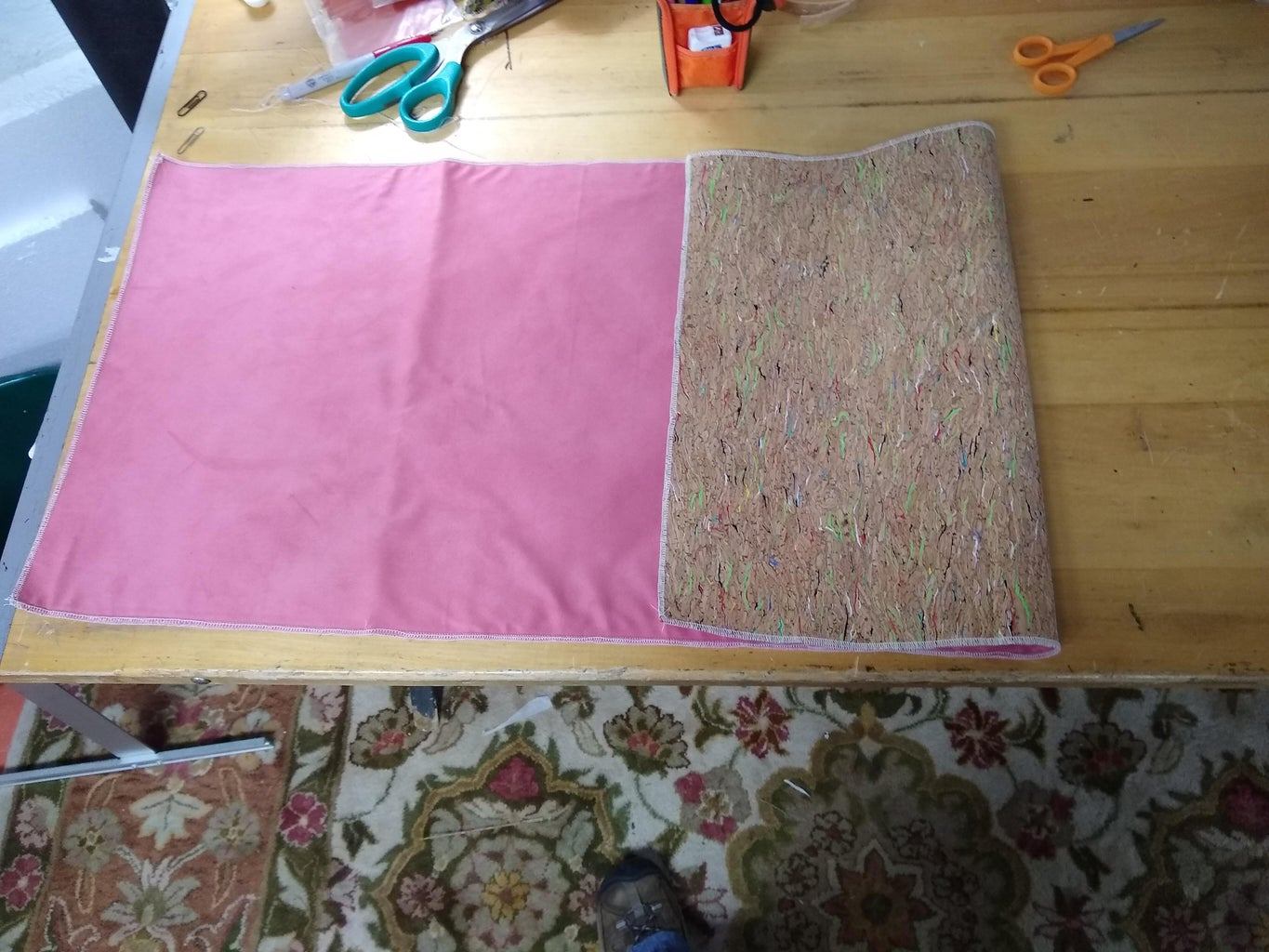Sew the Fabric Together