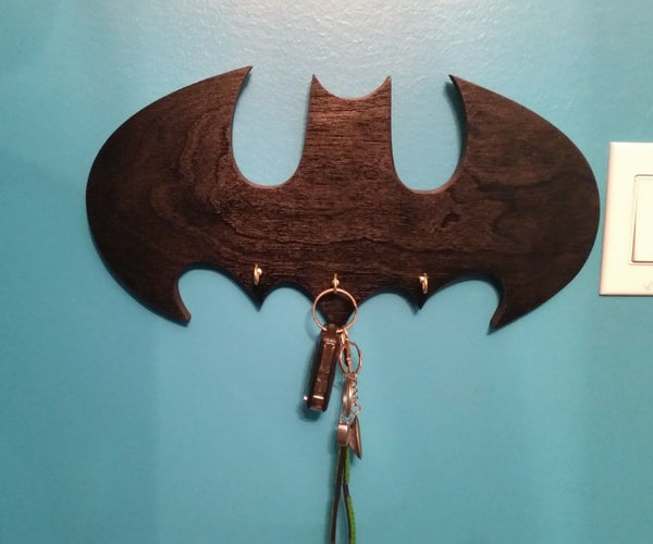 Batman Keyholder
