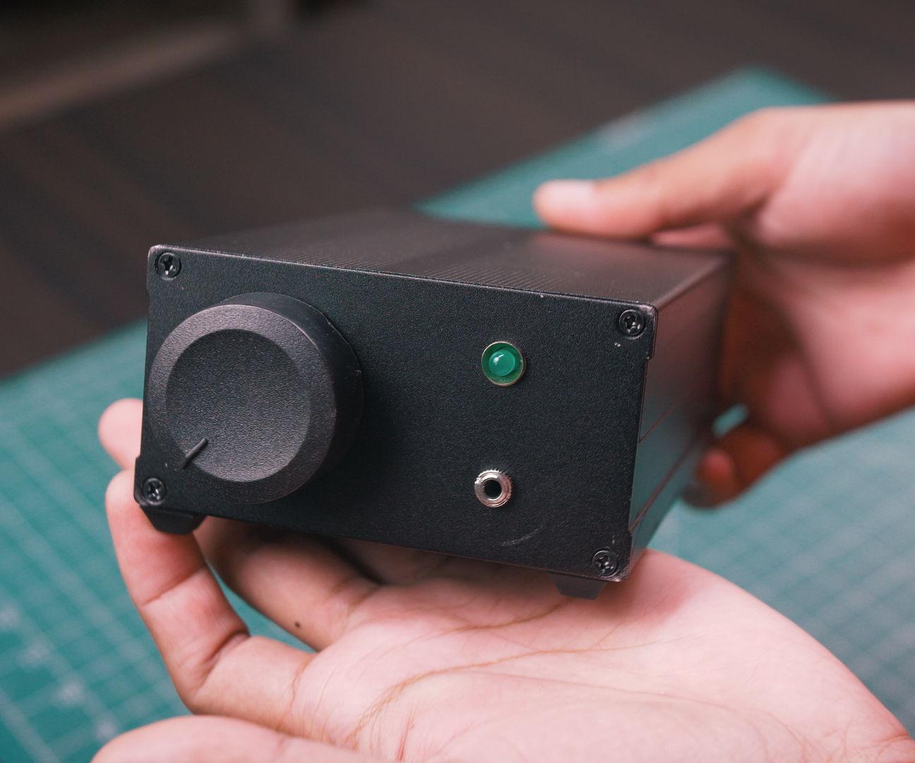 DIY HiFi 200 Watt Audio Amplifier