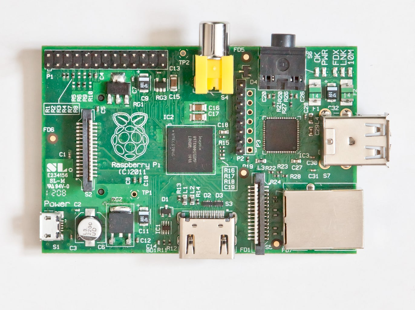 Setting Up the Pi