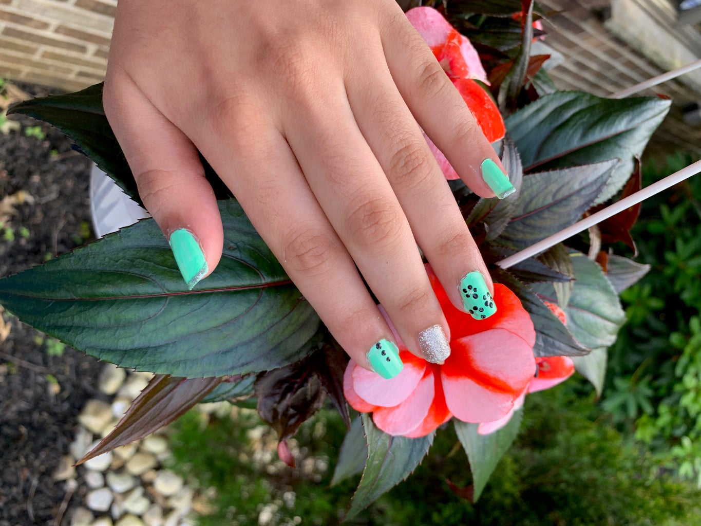 Congratulations Your Nail Art Design Is Complete