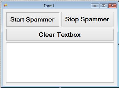 Simple Spam Bot - VB.net
