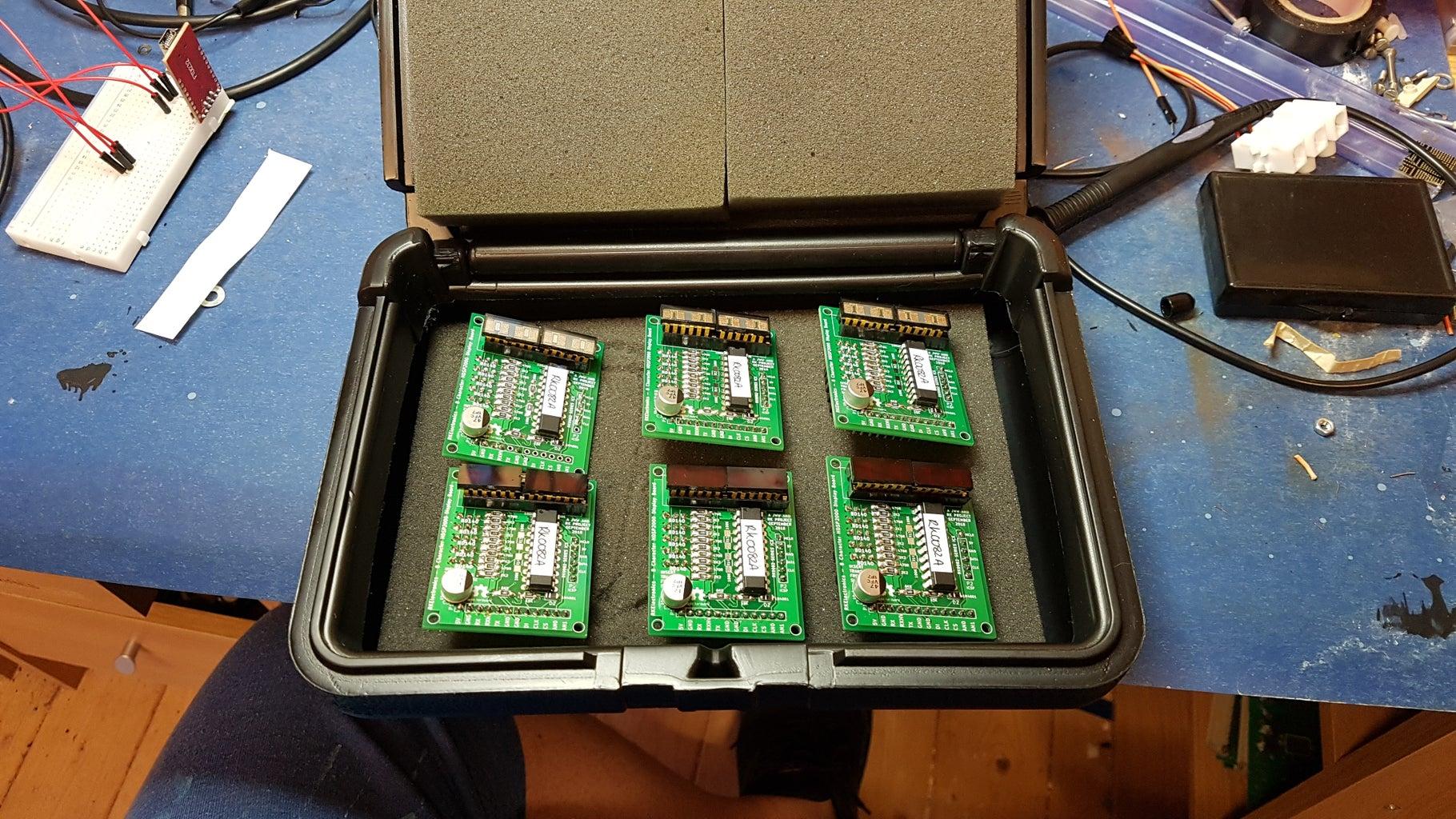 HDSP 2000 Display Controller Board