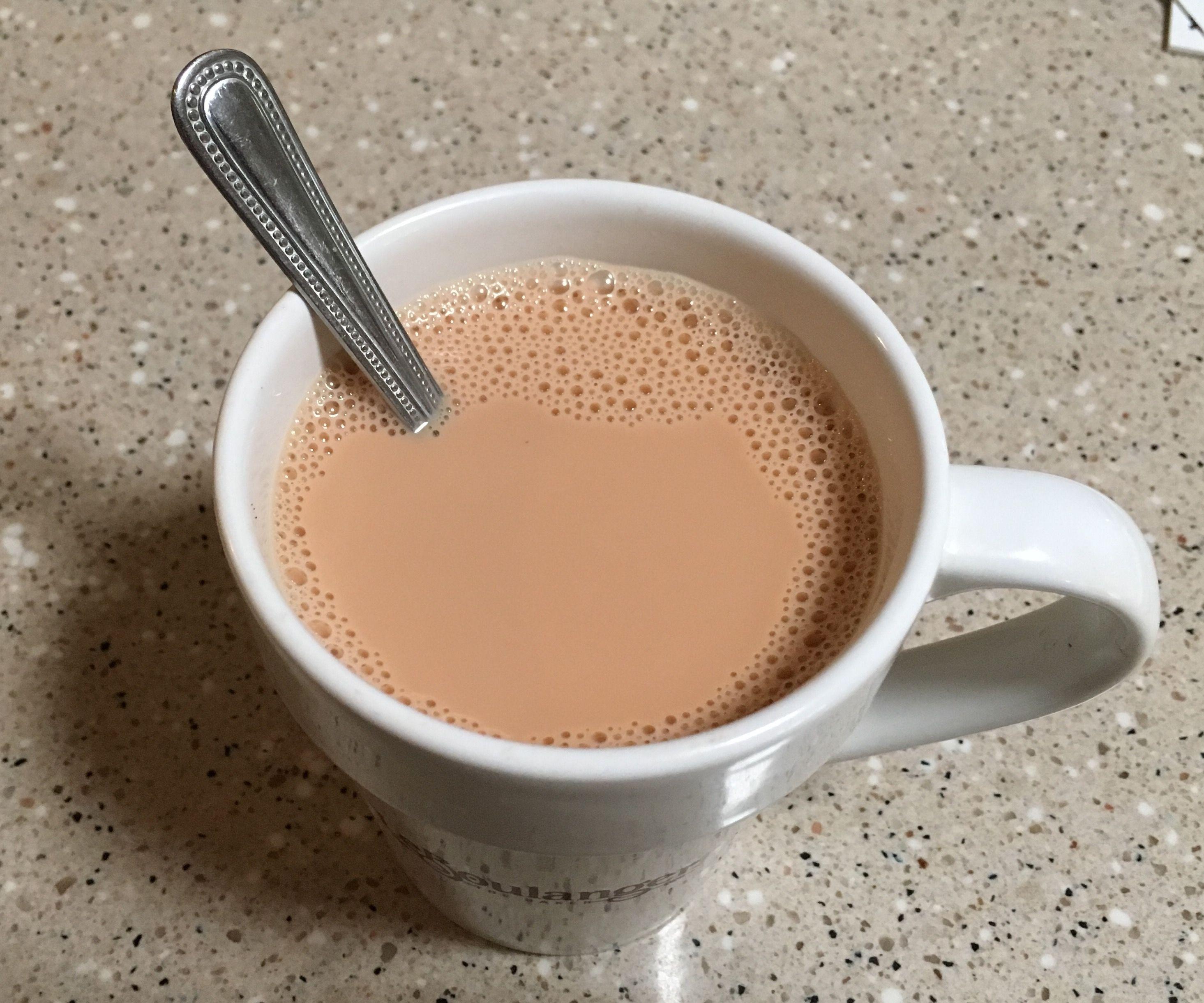 Authentic Hong Kong Style Milk Tea