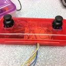Arduino thumbstick controller