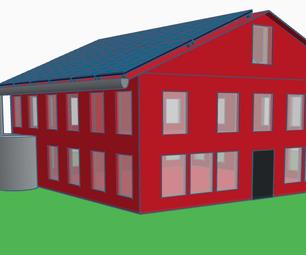 如何在Tinkercad建造可持续发展的房屋