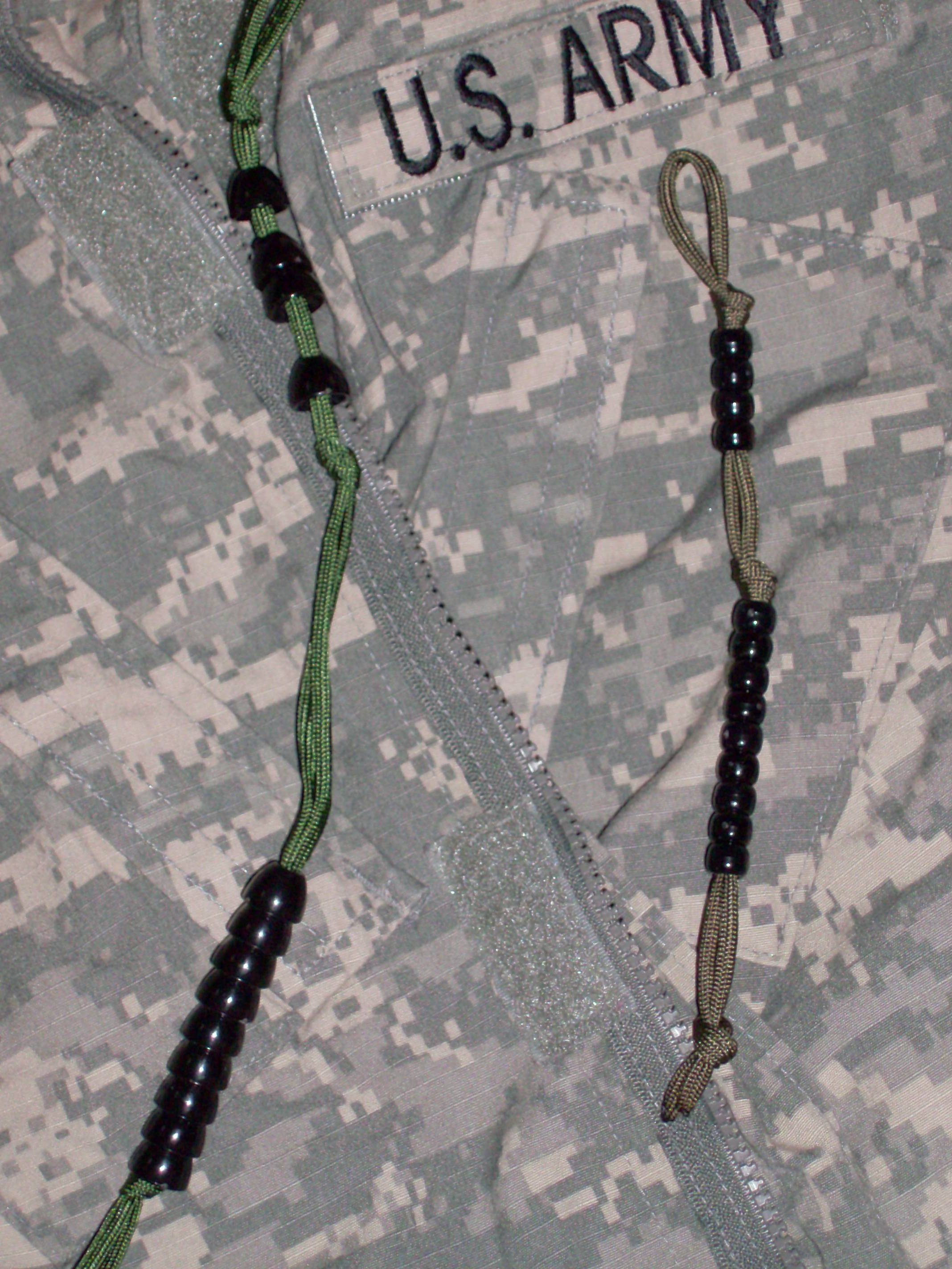Army Ranger Beads