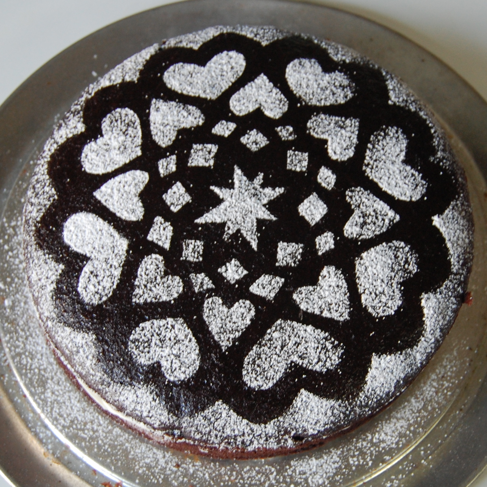 Healthy AND delicious chocolate cake