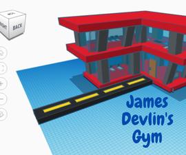 詹姆斯·德夫林的健身房