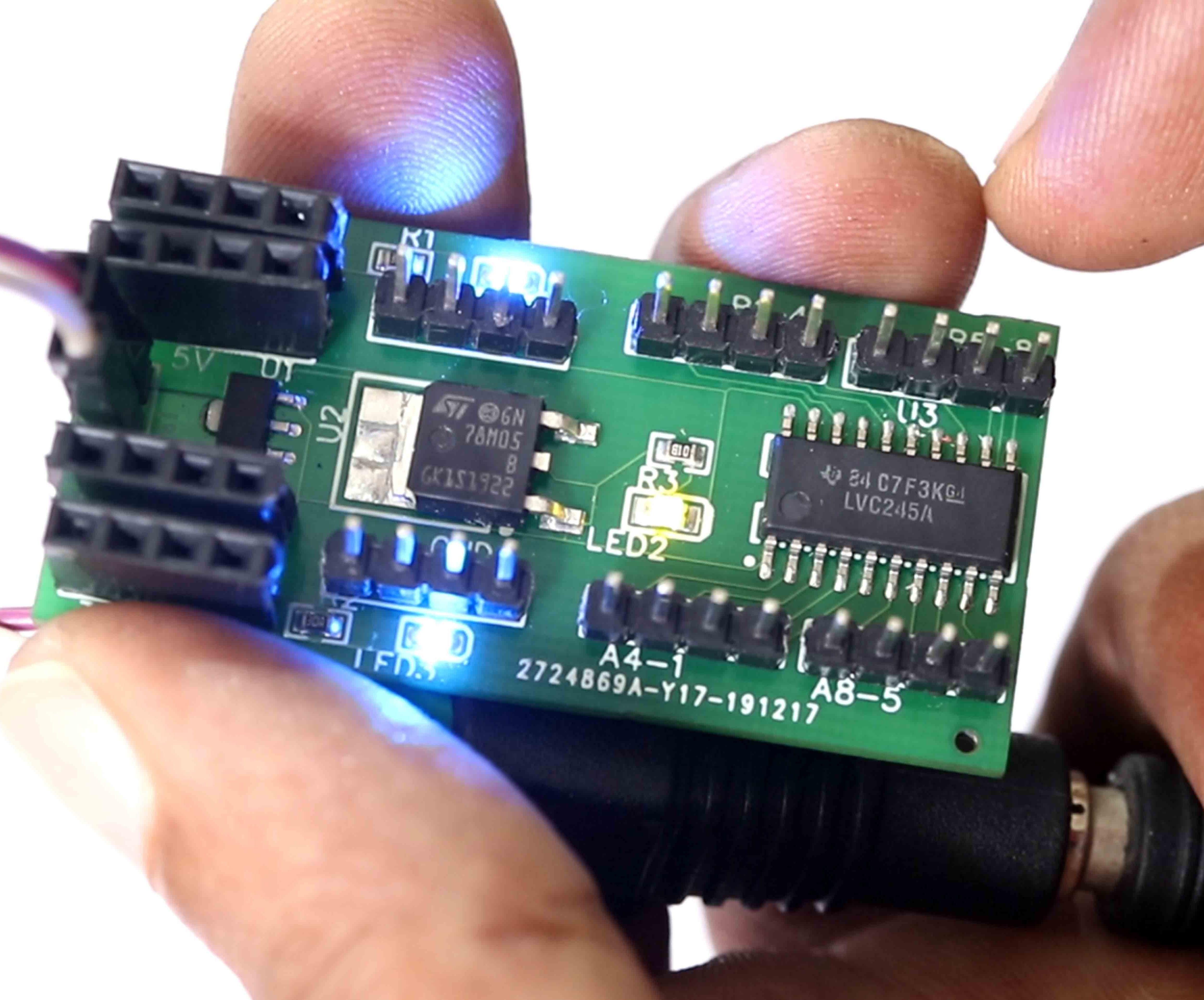 Simple DIY Logic Converter for 3.3V Devices