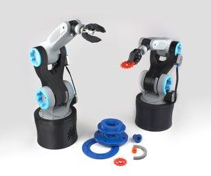 Zortrax Robotic Arm