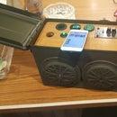 Ammo Can Bluetooth Speaker Power Supply