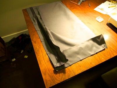 Large Cushion: Sew All