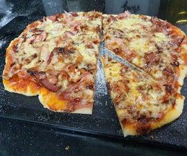 No Oven Pizza Hack