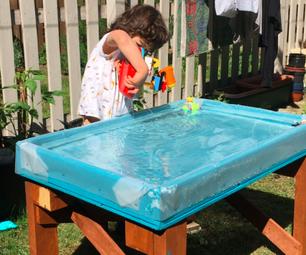 儿童快速便宜的室外水缸