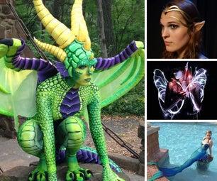 Magical Creature Costumes