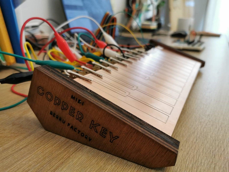 Keyboard MIDI.