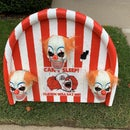 Animated Clown Sign