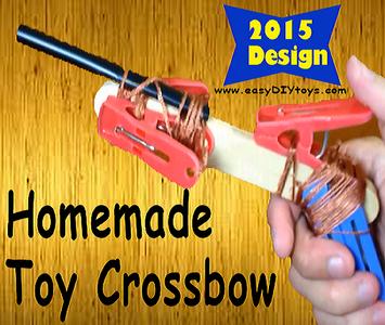 2015 Design Homemade Toy Crossbow