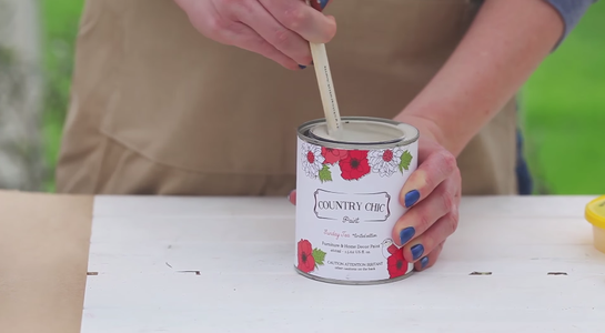 Shake, Stir, and Pour Your Paint
